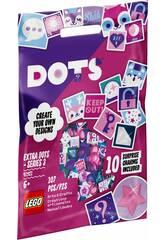 Lego Dots Tuiles de décoration DOTS - Série 3
