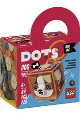 Lego Dots Adorno Para Mochila Perro 41927