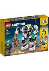 Lego Creator Le Robot d'Extraction Spatiale 31115