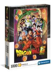 Casse-tête 1000 Dragon Ball Super Clamentoni 39600
