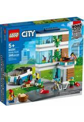 Lego City La Maison Familiale 60291