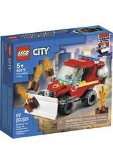 Lego City Furgoneta de Asistencia de Bomberos 60279