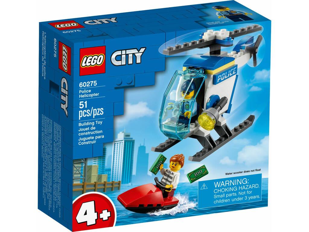 Lego City Helicóptero de Policía 60275