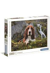 Puzzle 1000 Charlie Brown Clementoni Iberica 39511