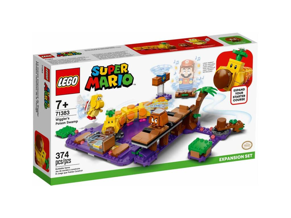 Lego Super Mario Set de Expansión Pantano Venenoso de la Floruga 71383