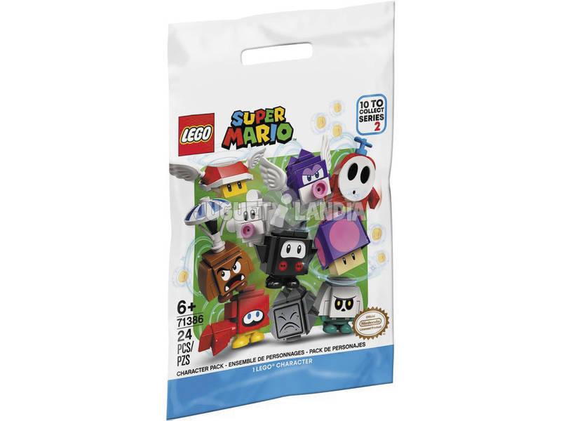 Lego Super Mario Pack Personajes Edición 2 71386