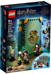 Lego Harry Potter Momento Hogwarts Clase de Pociones 76383