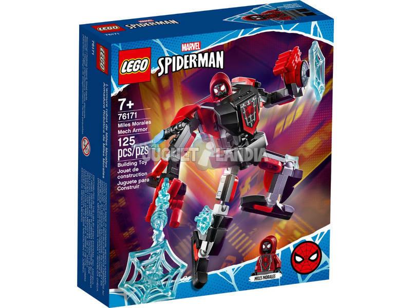 Lego Súper Héroes Marvel Armadura Robótica de Miles Morales 76171