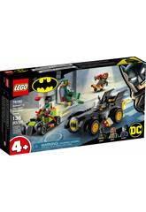 Lego Batman Vs Le Joker Batmobile Chase 76180