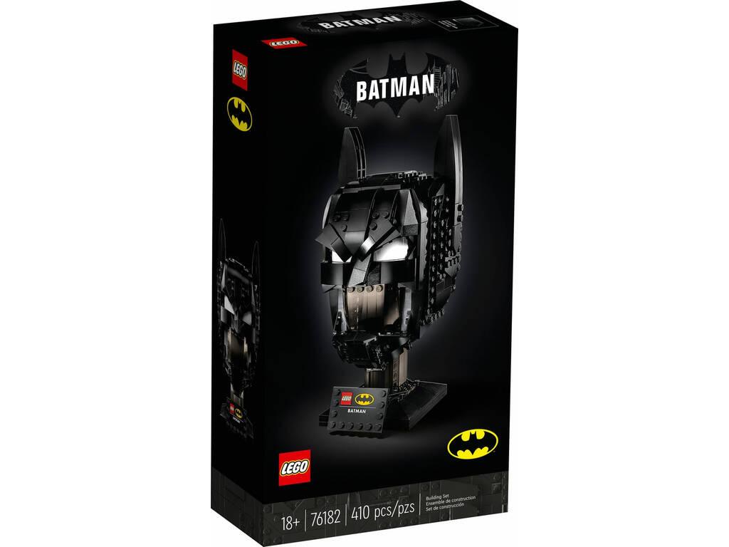 Lego Batman Capucha de Batman 76182