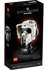 Lego Star Wars Casque de soldat scout 75305