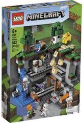 Lego Minecraft La Première Aventure 21169