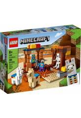 Lego Minecraft Établissement 21167