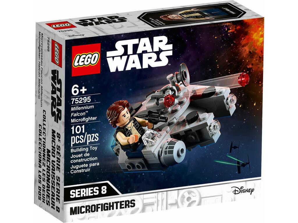 Lego Star Wars Microfighter Faucon Millenium 75295