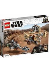 Lego Star Wars Problemas en Tatooine 75299