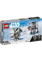 Lego Star Wars Microfighter AT-AT VS. TAUNTAUN 75298