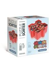 Clasificador de Puzzles Clementoni 37040