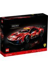 Lego Technic Ferrari 488 GTE AF Corse 51 42125