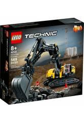 Lego Technic Pelleteuse 42121