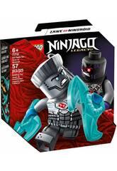 Lego Ninjago Set battaglia leggendaria Zane Vs. Nindroine 71731