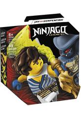 Lego Ninjago Set battaglia leggendaria Jay vs. Serpentine 71732