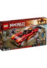 Lego Ninjago Sport Ninja X-1 71737
