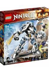 Lego Ninjago Combattimento del Titano Robot di Zane 71738