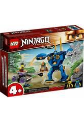 Lego Ninjago Il robot elettrico di Jay 71740