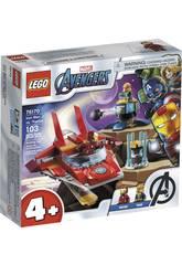 Lego Súper Héroes Avengers Iron Man vs. Thanos 76170
