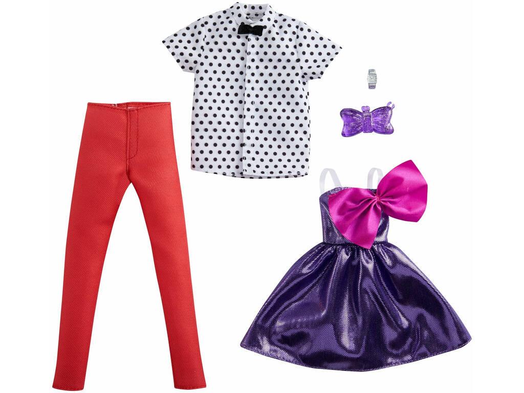 Barbie Bolso Lazo Mattel GRC97