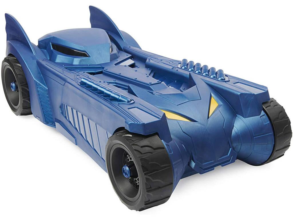 Batman Bat Tech Batmobile 30 cm Bizak 6192 7835