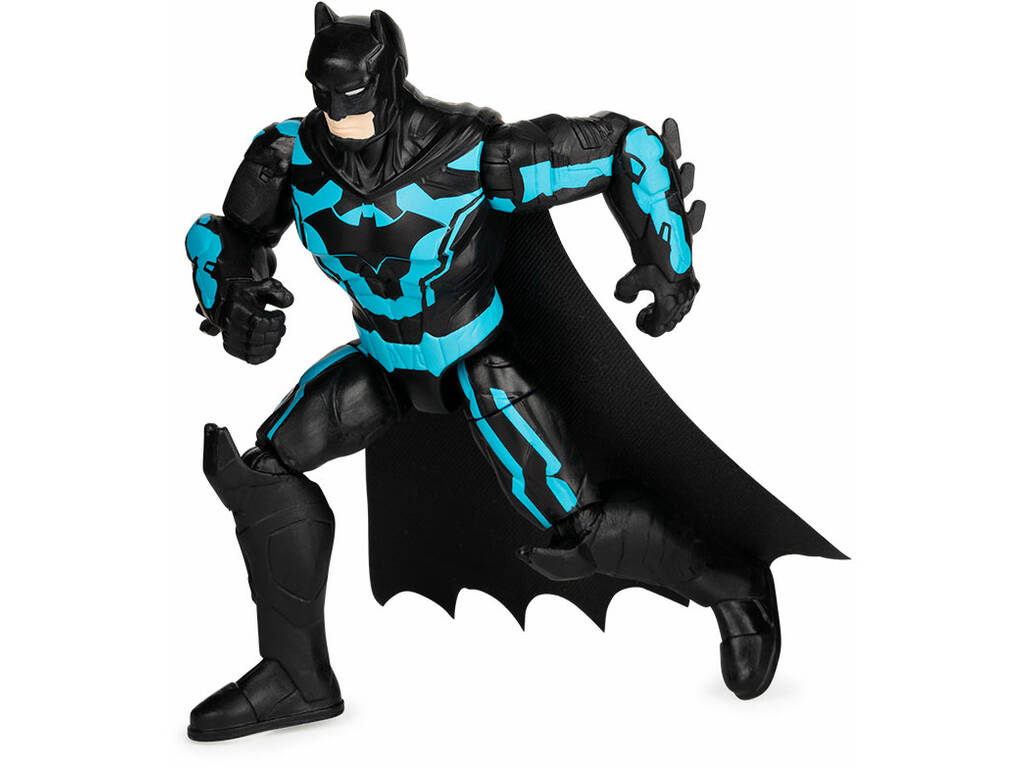 Batman Figurine 10 cm. Batman Bizak 6192 7827