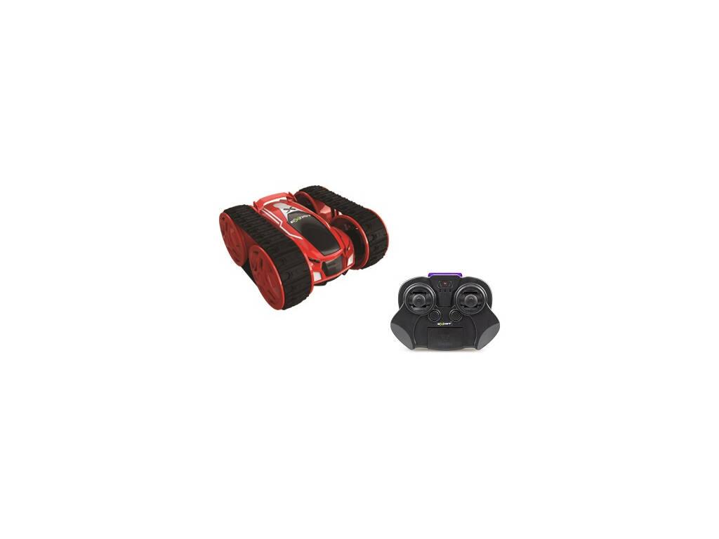Radio Control Exost Mini Flip Tank Bizak 6200 0261