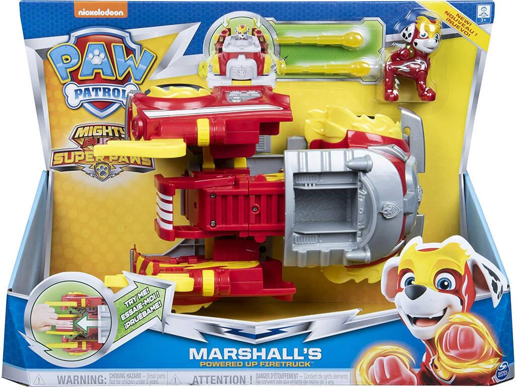Patrulla Canina Vehículo Transformable con Figura Bizak 6192 6771