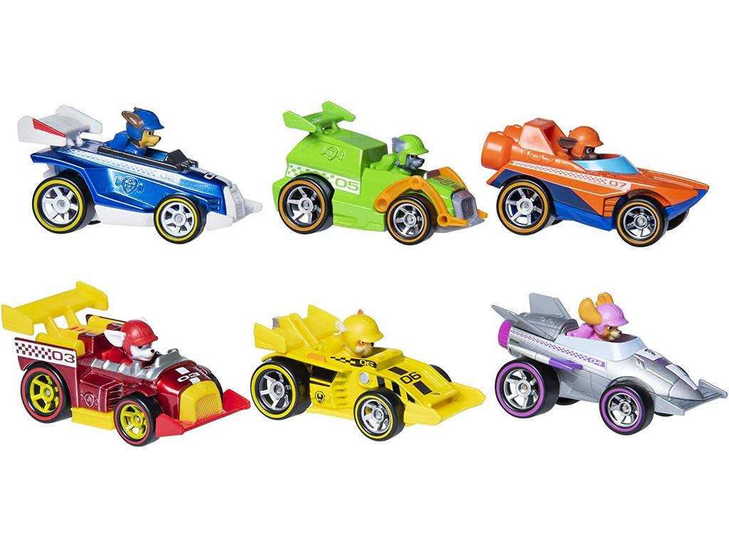Patrulla Canina Die Cast Multi Pack Race Bizak 6192 6783