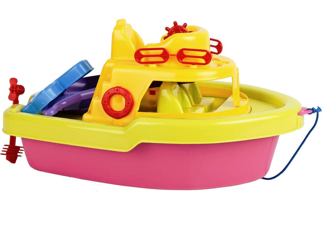 Barco Remolcador Rosa AVC 5052