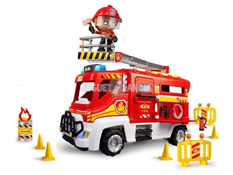 Pinypon Action Camión de Bomberos Famosa 700016237
