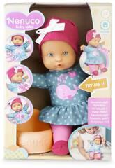 Poupon Nenuco Baby Talks: On fait pipi ! Famosa 700016281