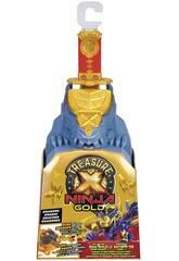 Treasure X Ninja Gold Guarida Del Dragón Famosa 700016681