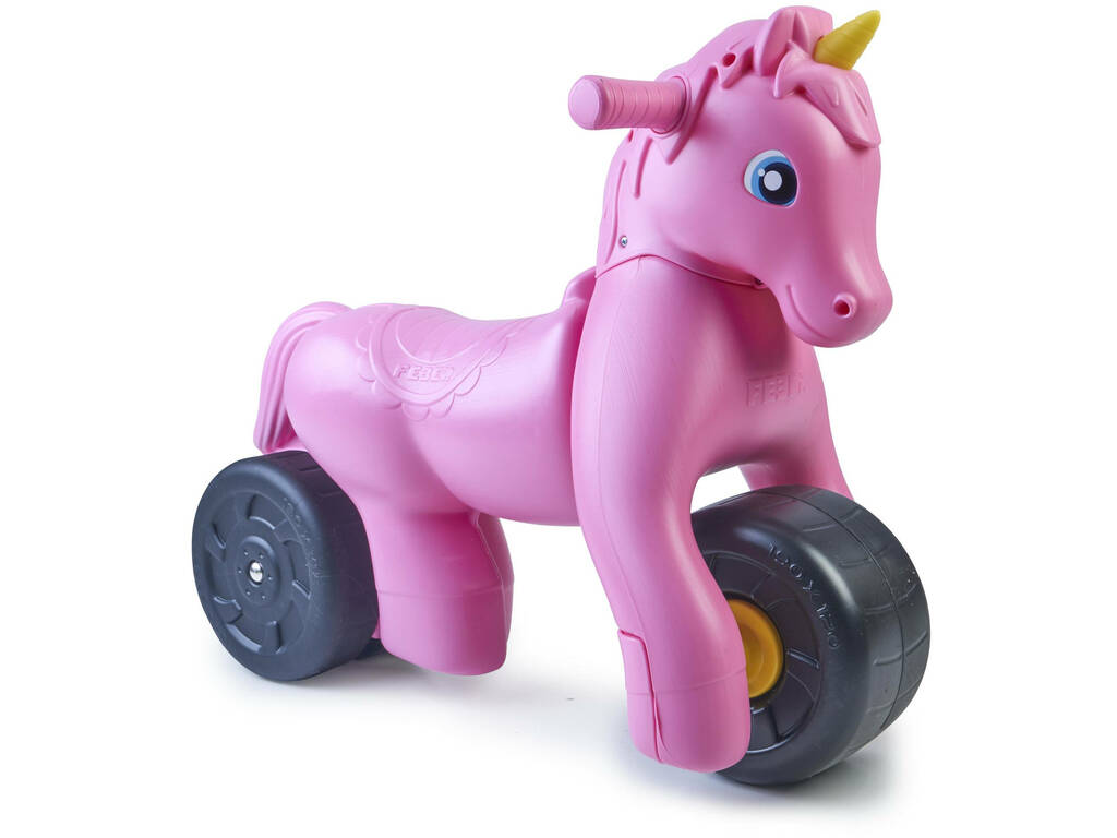Push 'n Go Motofeber Licorne Famosa 800012983