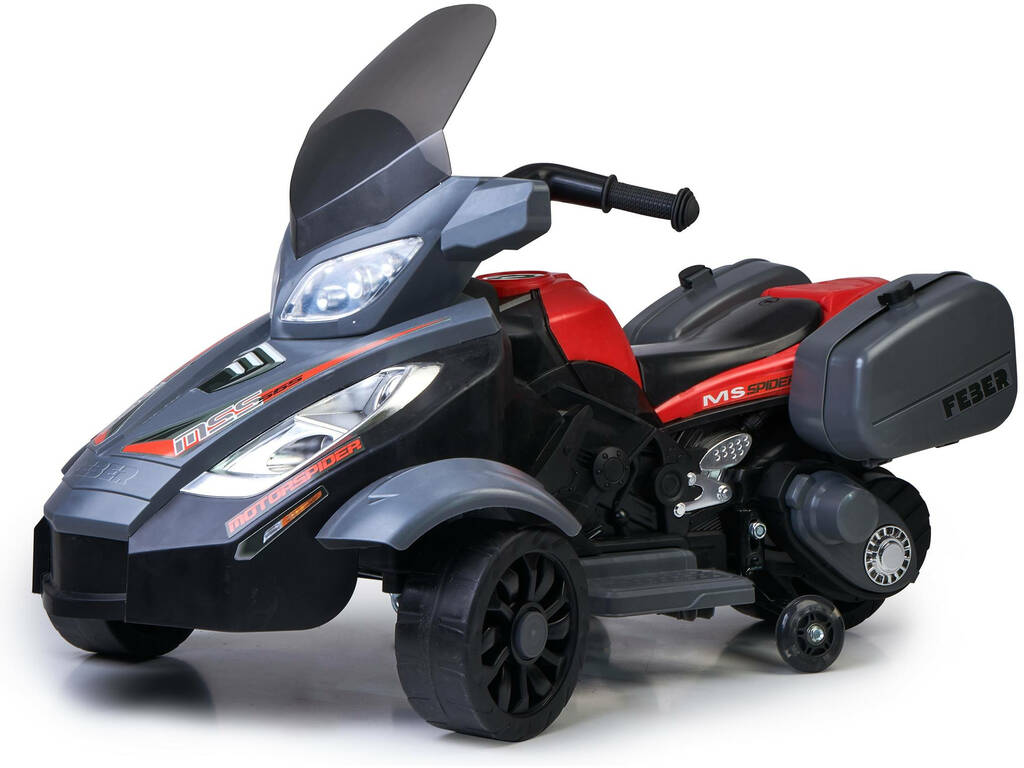 Feber Motorspider 12 V Famosa 800012840