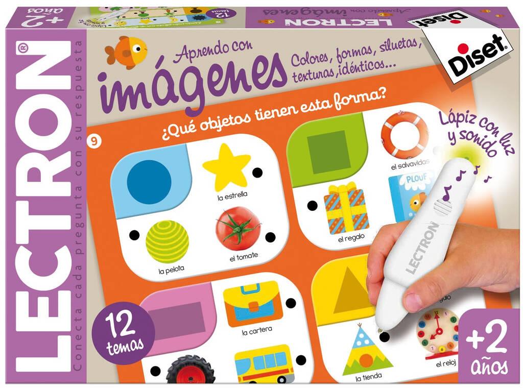 Lectron Lápiz Aprendo con las Imágenes Diset 63821
