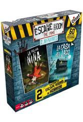 Escape Room The Game Dos Jugadores Terror Diset 62318
