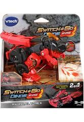 Switch & Go Dinos Lex Le T-Rex Vtech 537922