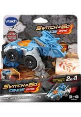Switch & Go Dinos Pincho El Triceratops Vtech 542922