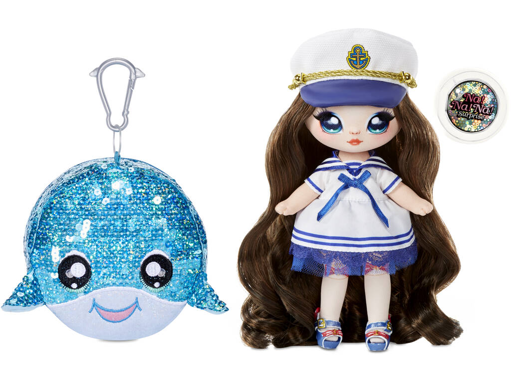 Na! Na! Na! Surprise Muñeca Sailor Blu MGA 573753