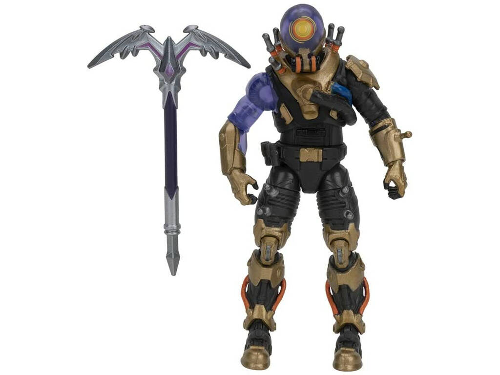 Fortnite Figurine Pack Solo Mode Core Cyclo Toy Partner FNT0700