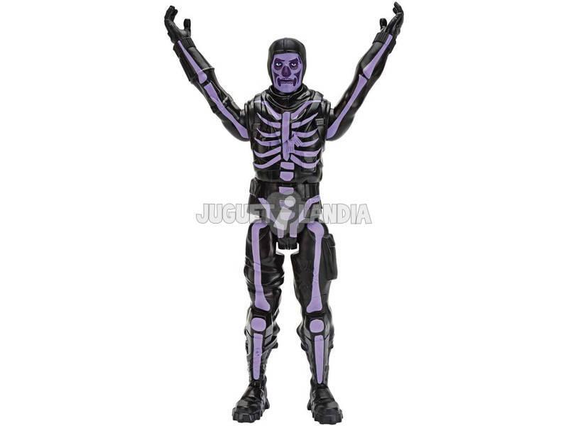 Fortnite Figurine Pack Victory Series Soldat au Crâne Lueur Violette Toy Partner FNT0669
