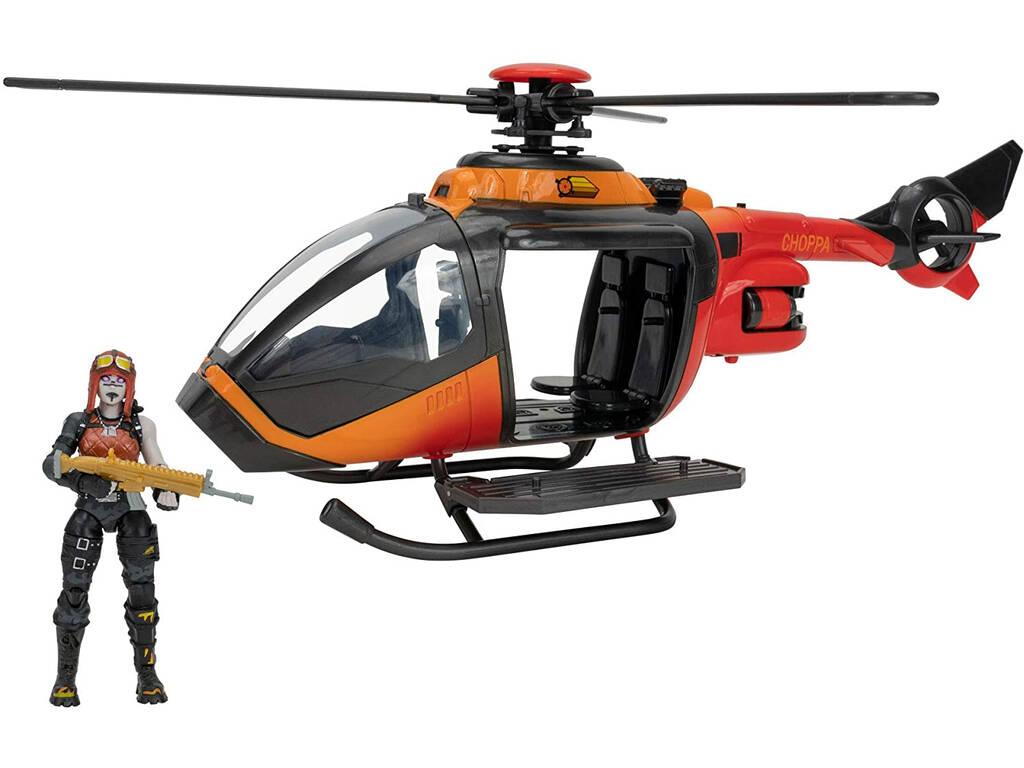 Fortnite Figurine Pack Fournaise avec Choppa Toy Partner FNT0653
