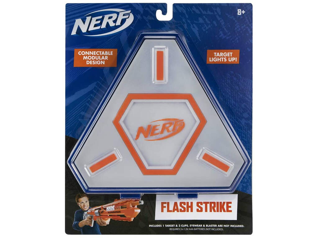 Nerf Cible Flash Strike Toy Partner NER0240